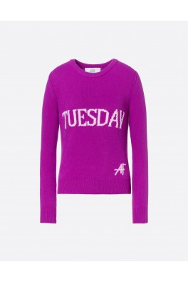 ALBERTA FERRETTI Tuesday Violet sweater
