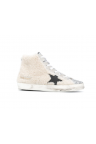 GOLDEN GOOSE Francy Glitter Toe