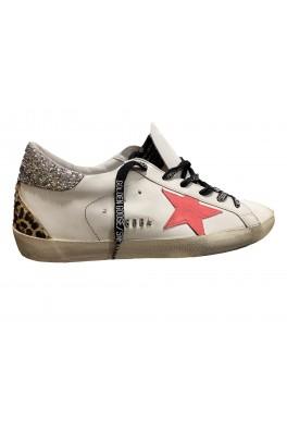 GOLDEN GOOSE Superstar Classic Glitter Heel