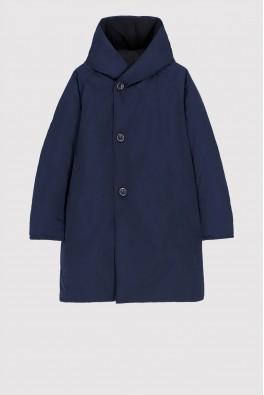 OFF Padded REVERSIBLE Jacket col. Black/ Night Blue