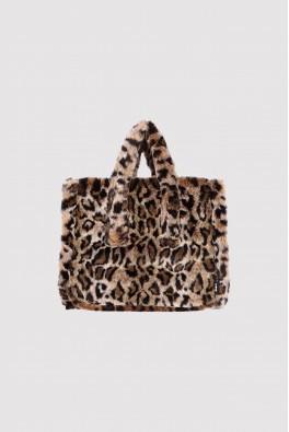OOF Shopping BAG col. Sand/Black